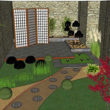 Côte & Nature participe à la troisième édition des Jardins Éphémères de Vannes